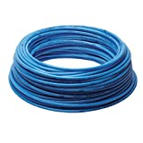 #9: KBL 4mm Od X 2.5mm ID Polyurathene Pneumatic PU Tube - 10Mtrs Length (Color - Blue)
