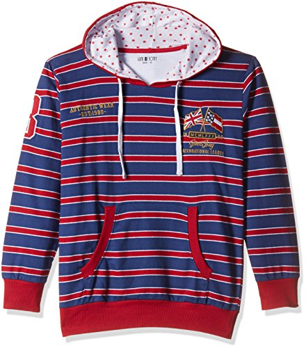 Gini & Jony Baby Boys' Sweater (121070710718 1229_Peacoat_9-12 months)