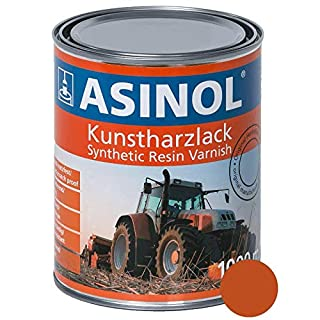 Kunstharzlack Atlas Orange 1.000 ml ASINOL