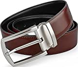 #9: KAEZRI Reversible Pu Leather Black|Brown belt (1 Year Guarantee)-belt for men formal-belts for men-gifts for men-belts men-belts for men casual stylish