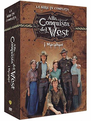 Alla conquista del West(serie completa)
