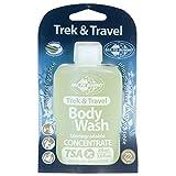 Flüssigseife STS Body Wash, weiß
