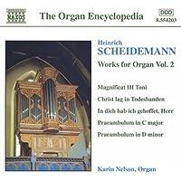 Scheidemann: Organ Works, Vol. 2