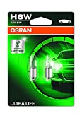 OSRAM ULTRA LIFE H6W halogen, parking and position light,...