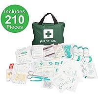 Emergency First Aid Kit, 210pc preisvergleich bei billige-tabletten.eu