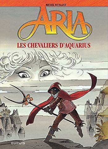 Aria, tome 4 : Les Chevaliers d'Aquarius