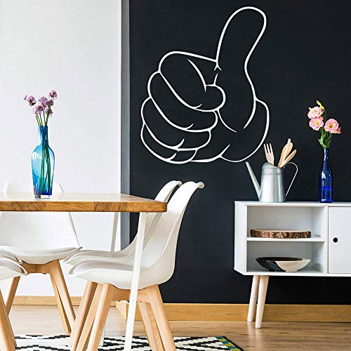 woyaofal Lovely Good Self Adhesive Vinyl Waterproof Wall Art Decal Nursery Kids Room Wall Decor DIY PVC Home Decoration Accessories M 28cm X 34cm