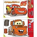 Faujas SAS - FTS05101 - Loisir Créatif - Blister 2 Stickers Cars