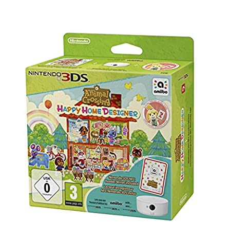 Animal Crossing : Happy Home Designer + Lecteur