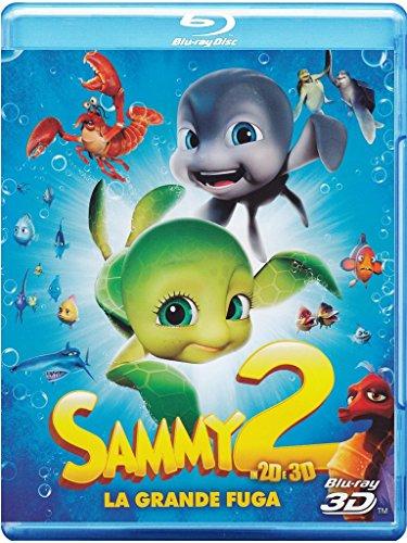 Sammy 2 La Grande Fuga (Blu-ray 2D & 3D) ( Special Edition);Sammy's Adventures 2;Sammy's avonturen 2