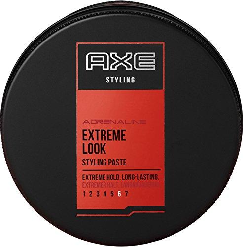 AXE Haarstyling Haarpaste für Männer Extreme Look Adrenaline, 75 ml