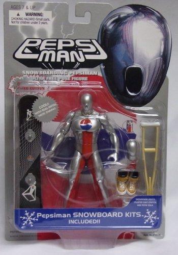 Ultra-libre de plantear la figura Pepsiman (primero) PEPSI MAN (jap?n importaci?n)