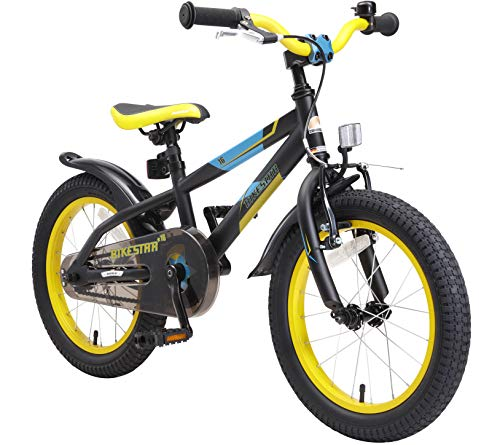 BIKESTAR Bicicleta Infantil para niños y niña