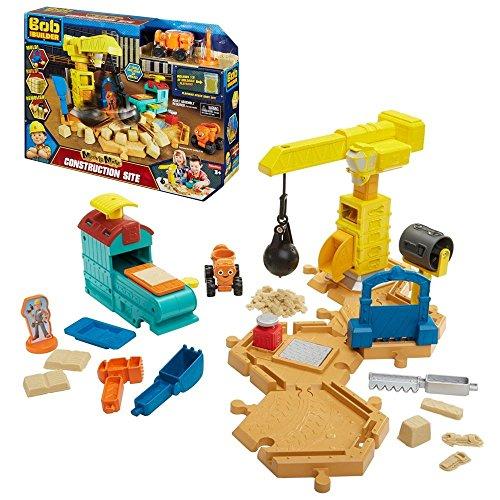 bob-el-constructor-conjunto-de-construccion-del-sitio-zona-de-juegos-con-arena-bob-the-builder