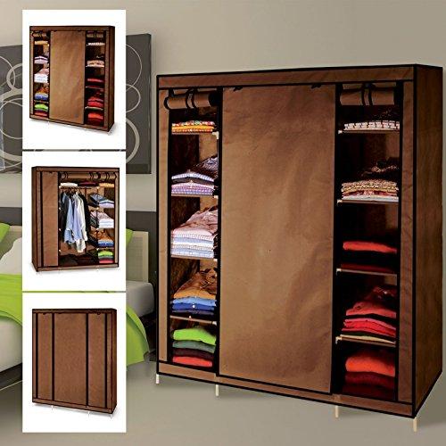 probache-armoire-de-rangement-chocolat-dressing-penderie-xxl-tissu
