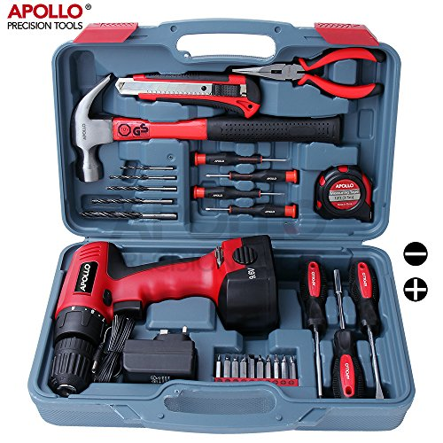 Apollo 26pc Household Cordless P...