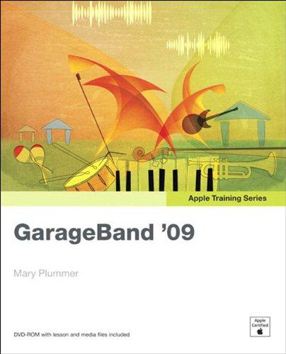 Apple Training Series: GarageBand 09 (English Edition)
