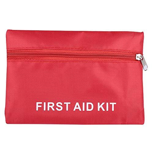 TOPmountain Kicode Mehrzweck Medizinische Notfall - Kit Erste - Hilfe - Tasche Behandlung Medizinische Box Medizinische Desinfektion 13pcs (Boxen Von Behandlung Und Taschen)