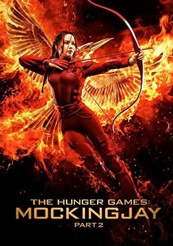The Hunger Games: Mockingjay, Part 2 [Import USA Zone 1]