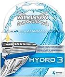 Wilkinson Sword Hydro 3 Razor Blades - Pack of 4
