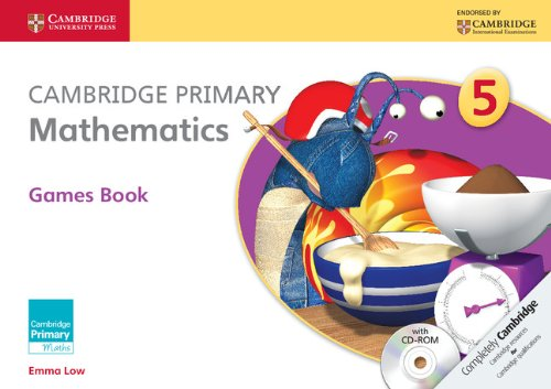 Cambridge Primary Mathematics. Games Book 5. Con CD-ROM (Cambridge Primary Maths)