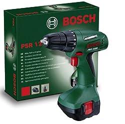 Bosch Akku-Schrauber PSR 1200