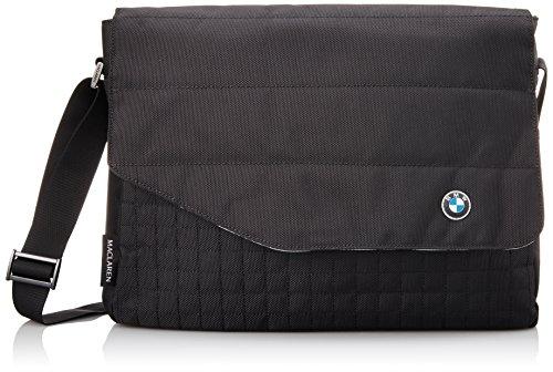 Preisvergleich Produktbild Messenger Bag Black BMW