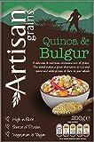 Artisan Grains Quinoa and Bulgur Mix 200 g (Pack of 6)