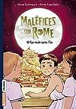 Maléfice sur Rome, Tome 04 - La nuit sans fin