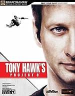Tony Hawk's Project 8 Official Strategy Guide de BradyGames