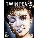 Twin Peaks Complete Boxset - 2016 Downspec (10 Blu-Ray) [Edizione: Regno Unito] [Reino Unido] [Blu-ray]