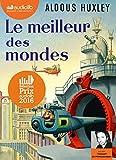 Le meilleur des mondes - Livre audio 1CD MP3 - Audiolib - 01/07/2015
