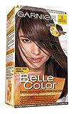 Garnier Belle Color Coloración, Tono 5 Castaño Claro - 140 g