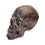 Nemesis Now Collectable - Metal Grill Designer Skull - NEM6854 - Brand New