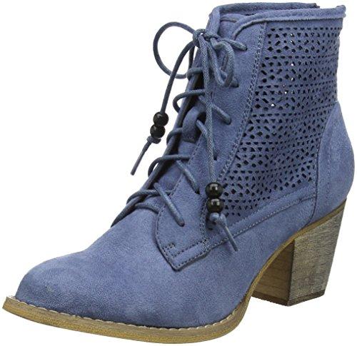 Joe Browns Damen My Favourite Boots Desert Blue (a-blue)