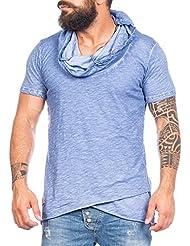 Redbridge t-shirt oversize pour homme men swag ´ s m1022 shirt
