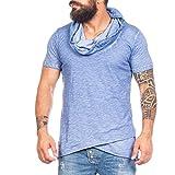 Redbridge Swag M1022 - Camiseta grande para hombre azul XXL