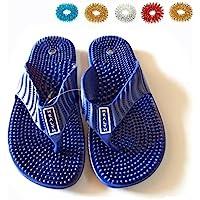Acupressure Magnetic Health Care Foot Massager Reflexology (Footwear) Sandals (US 9.5/ Euro 43/ Aus 9.0) … preisvergleich bei billige-tabletten.eu