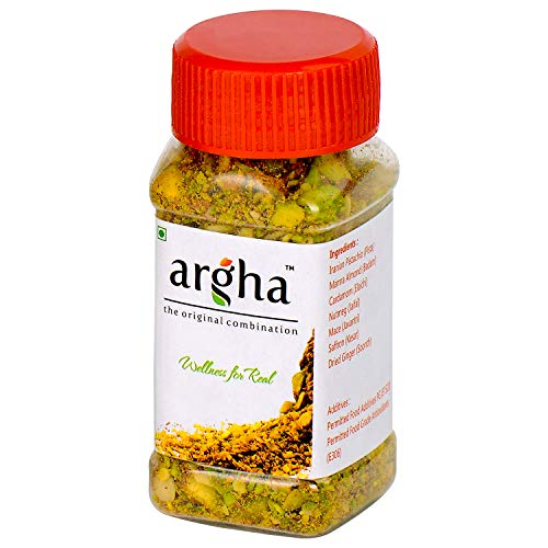 argha The Combination Fibre Food Products Llp Wellness for Real Milk/Water Masala -50 G