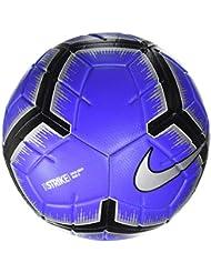 Nike Strike Ballon de Foot Mixte Adulte, Racer Blue/Black/Metallic Silv, 5