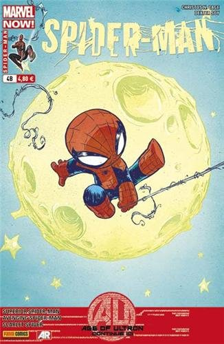 Spider-Man, Tome 4 : 2013 cover librairie