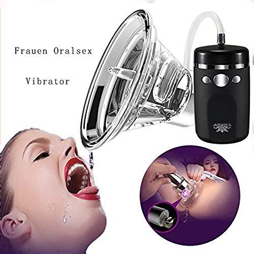 G punkt Klitoris Stimulator Massagestab -Realistischer Vibratoren für sie Dildo-Silikon Bullet Vibrationseier 10 Modi- USB wiederaufladbar- wasserdicht-lila (A60)