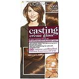 L'Oreal Casting Creme Gloss Chocolate Caramel 603