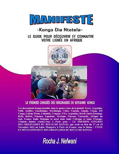 Télécharger en ligne MANIFESTE: KONGO DIA NTOTELA epub, pdf