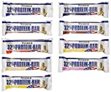 Weider 32% Protein Bar, Mix-Box, 24 x 60 g