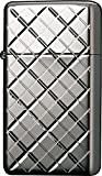 Zippo Slim Armor Argyle poche coupe-vent léger–Haute chrome poli