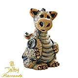 De Rosa Rinconada - Drachen Keramik Figur
