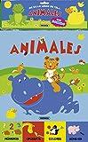 Animales (Mi gran libro de tela)