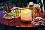 Solarleuchte Kerzenleuchte Candle Light mit Flackerlicht 102079 - 4