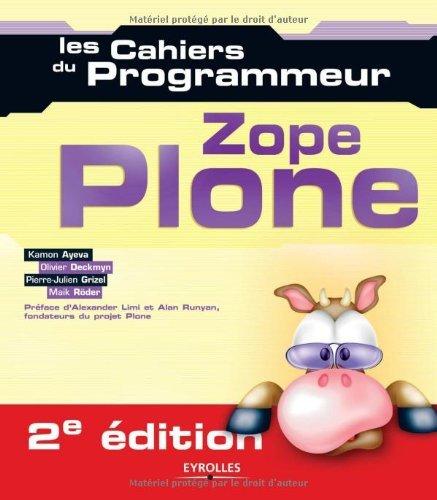 Zope/Plone par Kamon Ayeva